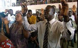 Christians Praying