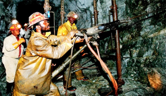Many mine workers will lose their jobs when the mine close