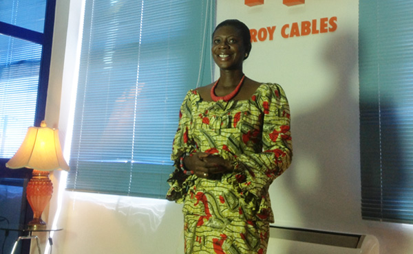 Kate Quartey-Papafio, Chief Executive Officer, Reroy Cables