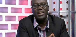 Lawyer Kwadwo Owusu Afriyie popularly known as Sir John