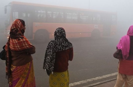 Air pollution in cities such as Delhi is exceeding safe levels, the WHO says