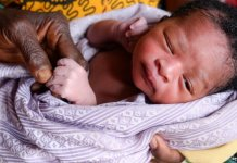 The scientists followed babies born in a rural area of The Gambia