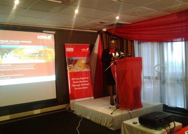 Mrs. Abiola Bawauh MD/CEO United Bank for Africa-Ghana ?