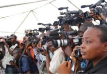 Ghanaian journalists