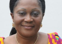Mrs Lordina Mahama