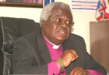 Right Reverend Professor Emmanuel Martey