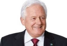 John McFarlane has been named as the new chairman of Barclays Bank