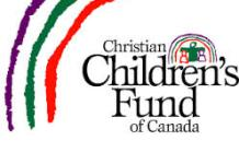 Christian Children?s Fund of Canada