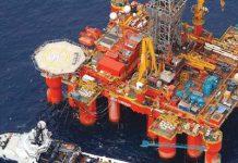 Ghanas Oil Rig