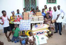 Penplusbytes Donation To Teshie Orphanage