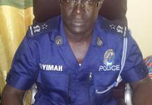 Chief Superintendent Peter Gyimah
