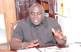 Julius Debrah,Minister for Local Government and Rural Development
