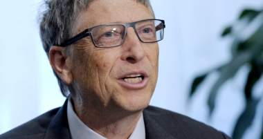 Photo of Bill Gates: AP Images