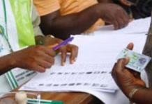 Voters' register