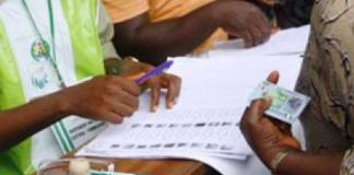 Voters' register