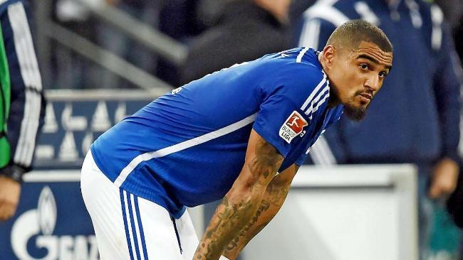 Kevin-Prince Boateng has no future at Schalke