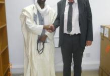 Sheikh Abul- Faidi Abdulai Ahmed Maikano and Per Mogstad