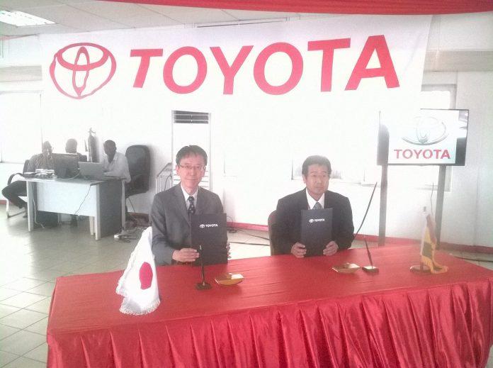 Toyota agreement