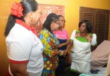 Lordina Mahama cancer campaign