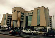 Ghana?s New Court Complex