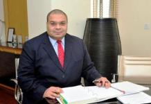 Mr. Andrew Alli, Chief Executive Officer of AFC