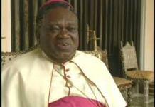 Reverend Peter Kwasi Sarpong