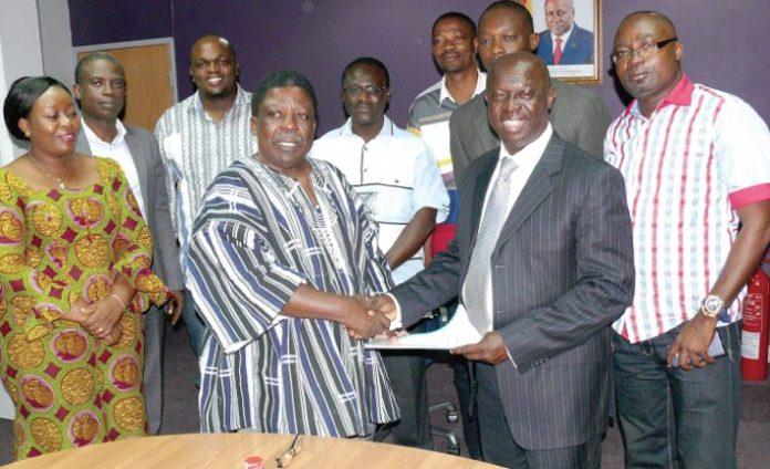 Sports Writers Association of Ghana.