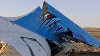 Sinai plane crash