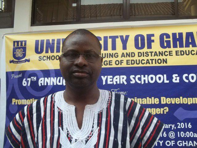 Dr Aaron Abuosi