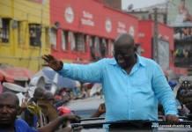 Nana Akufo-Addo - NPP flagbearer