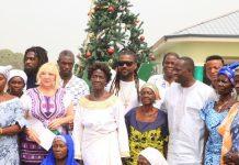Ellembelle MP hosts Samini