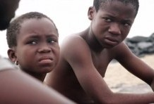Abraham Attah Nii in Out of the village