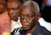Dr Kwadwo Afari-Gyan