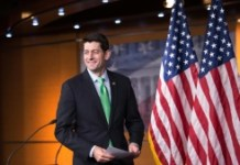 AFP/File / Nicholas Kamm Speaker of the House Paul Ryan's declaration he was not yet prepared to support Donald Trump, is expected to reverberate throughout the party's establishment and its rank and file