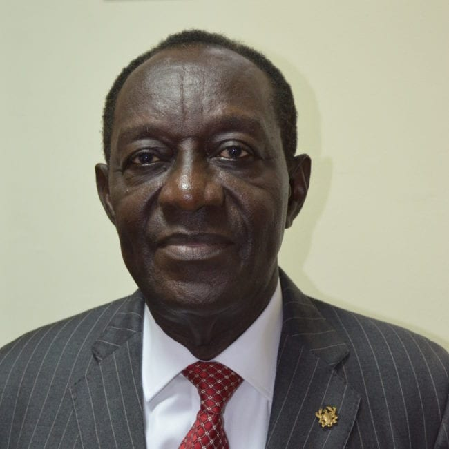 Dr Kwame Addo-Kufuor