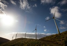 AFP/File / Desiree Martin A strong point of Spain's wind energy sector is that companies involved in the entire production line are present in the country