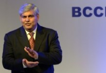 AFP/File / Indranil Mukherjee India's Shashank Manohar was elected unopposed as chairman of the International Cricket Council, two days after he stood down as president of the Indian cricket board