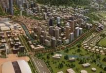 Centenary City Project