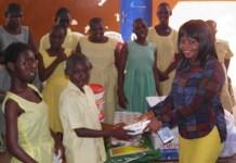 Dzorwolu special school receives donation