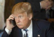 Trump calls