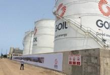 Marine Gas Oil Tank facility By GOIL