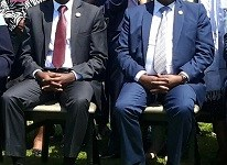 African Court President and Vice President