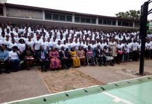 Adolescent Health Ambassadors Camp 2017
