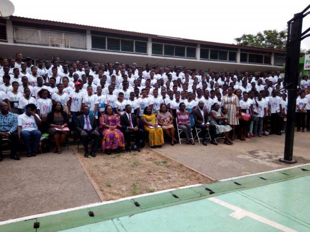Adolescent Health Ambassadors Camp 2017
