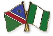 Namibia and Nigeria
