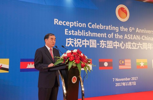 China-ASEAN International Production Capacity Cooperation