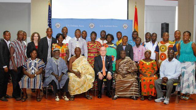 Ghanaian Communities