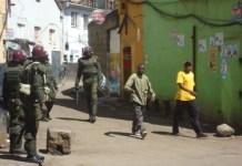 KENYA Police