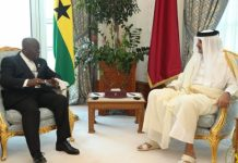Ghana To Establish Embassy In Qatar