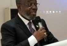 Director General of Ghana Health Service, Dr. Anthony Nsiah-Asare